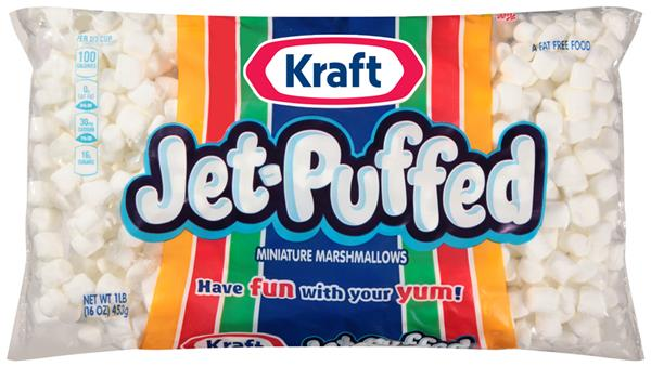 Kraft jet puffed miniature marshmallows hy vee aisles online grocery