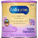 Enfagrow Toddler Transitions 2 Gentlease Infant & Toddler Formula With Iron