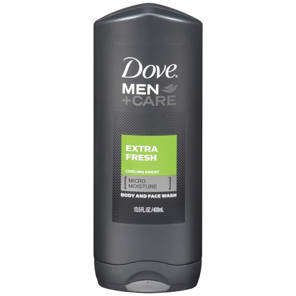 Dove Men+Care Extra Fresh Body & Face Wash