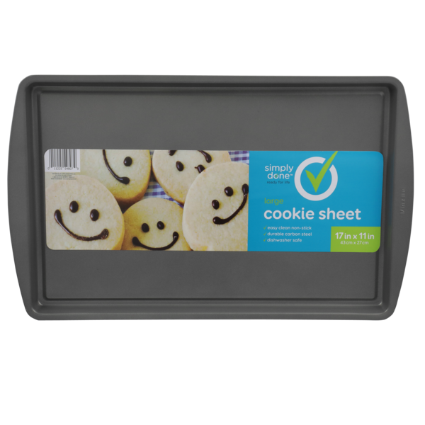 Simply Done Large Cookie Sheet