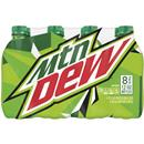 Mountain Dew 8 Pack