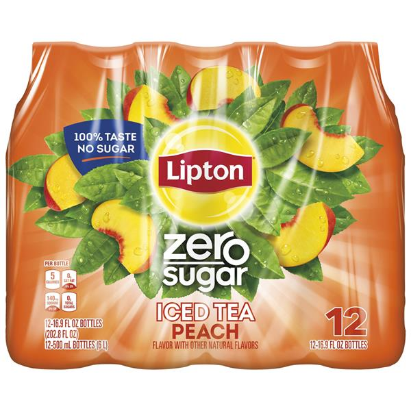 Lipton Diet Iced Tea Peach 12Pk