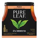 Pure Leaf Tea Peach 6Pk