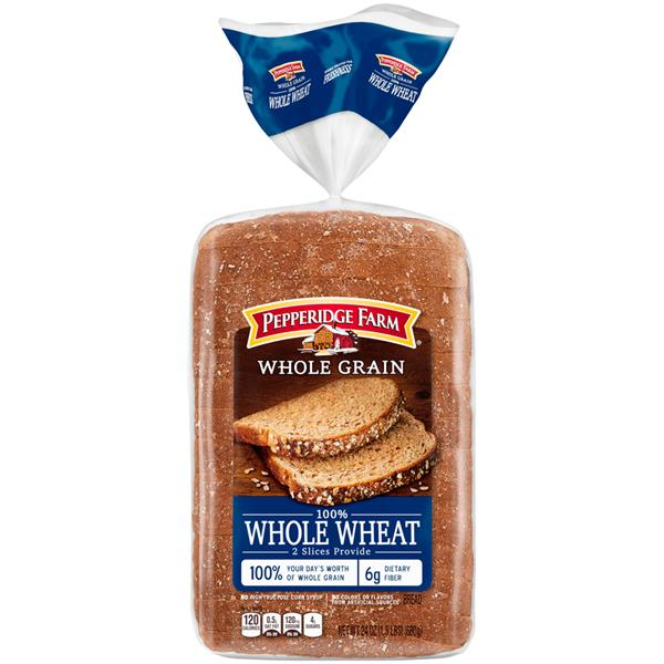 Pepperidge Farm Whole Grain Whole Wheat Bread