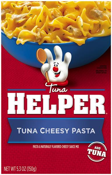 Betty Crocker Tuna Helper Tuna Cheesy Pasta