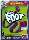 Betty Crocker Fruit by the Foot Berry Tie-Dye Fruit Flavored Snacks 6-0.75 oz Rolls
