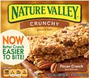 Nature Valley Pecan Crunch Crunchy Granola Bars 6-1.49 oz Pouches