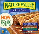 Nature Valley Crunchy Granola Bars Variety Pack 6-1.49 oz Pouches