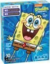 Betty Crocker SpongeBob SquarePants Fruit Flavored Snacks 10-0.8 oz Pouches