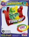 Fruit Roll-Ups Flavor Mixers Fruit Flavored Snacks 10-0.5 oz Rolls