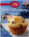 Betty Crocker Wild Blueberry Muffin & Quick Bread Mix