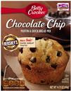 Betty Crocker Hershey's Chocolate Chip Muffin & Quick Bread Mix
