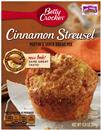 Betty Crocker Cinnamon Streusel Muffin & Quick Bread Mix