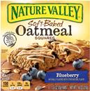 Nature Valley Blueberry Oatmeal Squares 6Ct