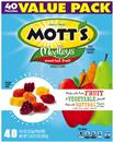 Mott's Medleys Assorted Fruit Flavored Snacks 40-0.8 oz Pouches