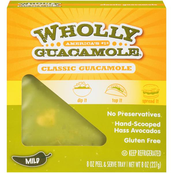 All Natural Classic Wholly Guacamole