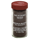 Morton & Bassett Brown Mustard Seed