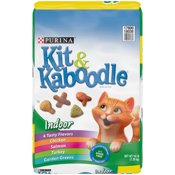 Purina Kit & Kaboodle Indoor Cat Food