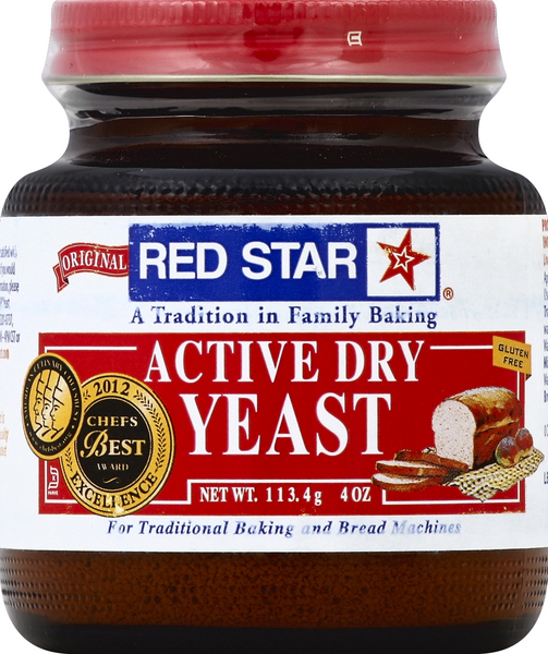 Red Star Yeast 4 Oz