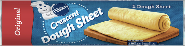 Pillsbury Crescent Seamless Dough Sheet