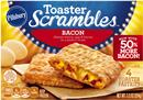 Pillsbury Toaster Scrambles Bacon Toaster Pastries 4Ct