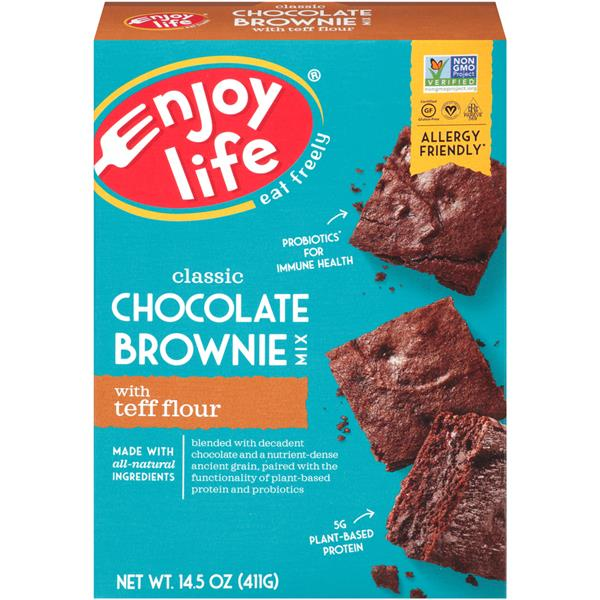 Enjoy Life Gluten Free Brownie Mix