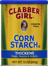 Clabber Girl Cornstarch Fortified with Calcium
