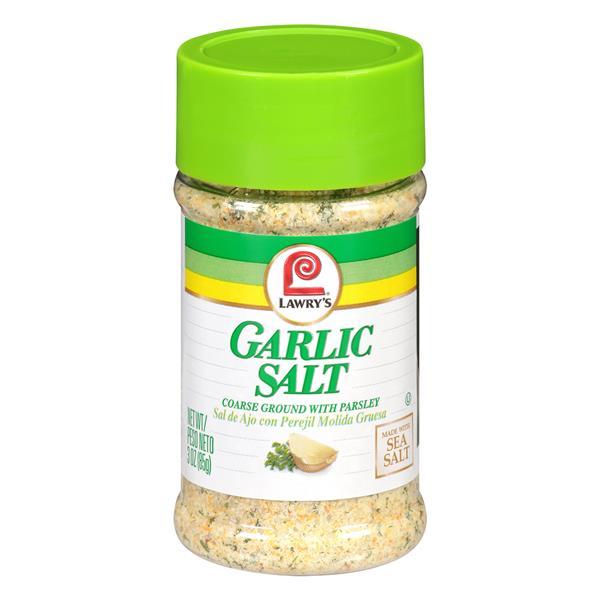 Lawry's Garlic Salt Course Ground with Parsley