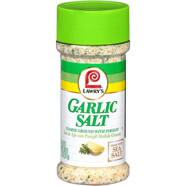 Lawry's Garlic Salt Coarse Ground with Parsley