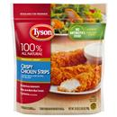 Tyson Crispy Chicken Strips
