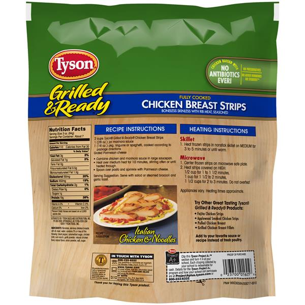 Low Carb Products besides Review Tyson Grilled And Ready Frozen Chicken also Quick Simple Chicken Cordon Bleu Bites further 1484108 Tyson Bacon in addition Tyson Fully Cooked Chicken Breast Recipes. on tyson pre cooked bacon