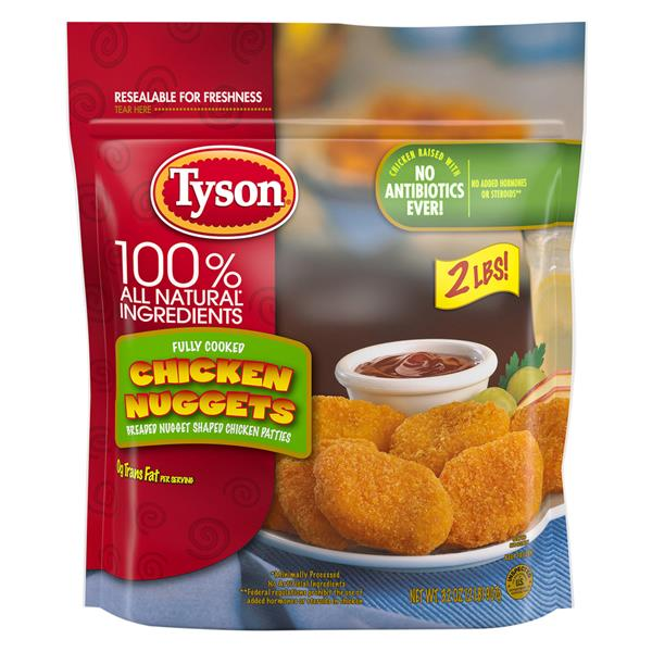recipe: tyson panko chicken nuggets nutrition facts [26]