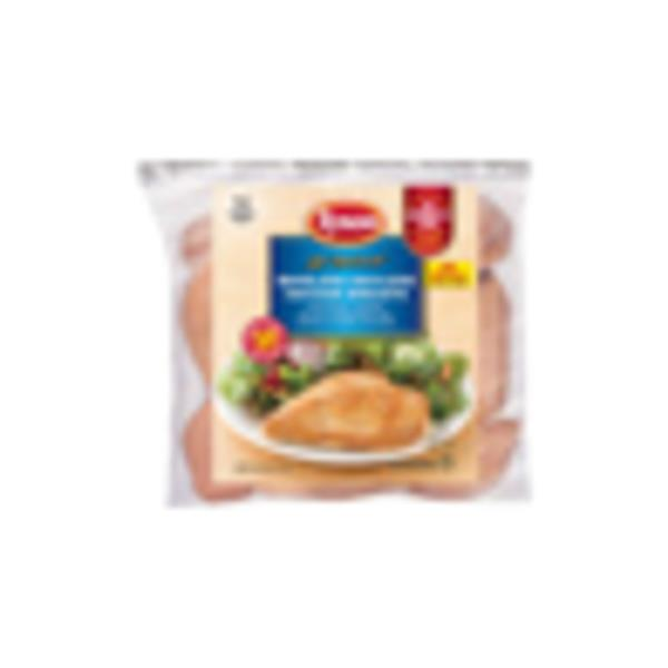Tyson IQF Boneless Skinless Chicken Breasts