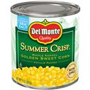 Del Monte Summer Crisp Whole Kernel Corn