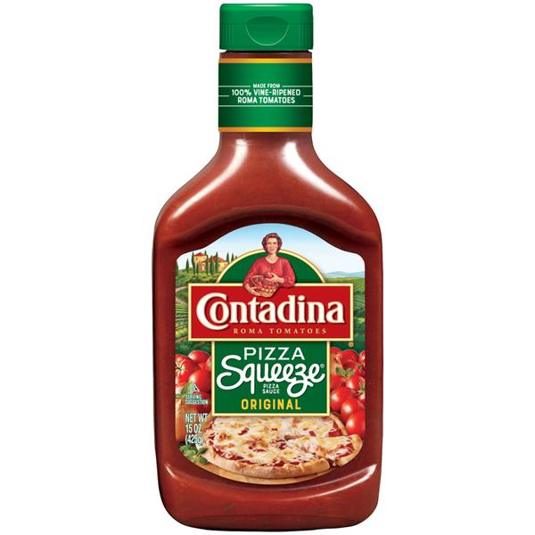Contadina Original Pizza Squeeze Pizza Sauce