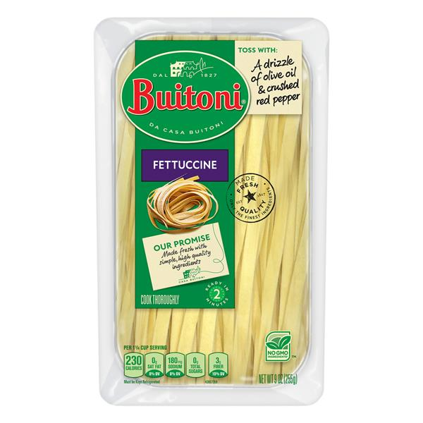 Buitoni Refrigerated Fettuccine Pasta Hy Vee Aisles Online Grocery