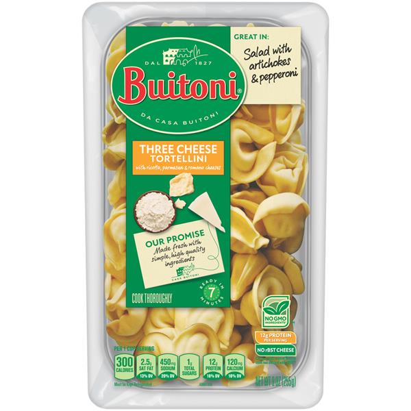 Buitoni Refrigerated Three Cheese Tortellini Hy Vee Aisles Online