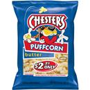 Chester's Puffcorn Butter Flavor Pre-Priced