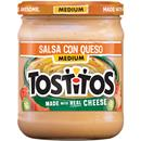 Tostitos Brand Medium Salsa Con Queso Dip