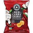 Red Rock Deli Red Curry Coconut  Potato Chips