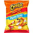 Cheetos Flamin Hot Crunchy Party Size