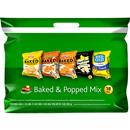Frito-Lay Baked and Popped Mix Variety Pack 18 Ct Bags