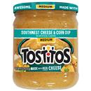 Tostitos Medium Southwest Cheese & Corn Dip
