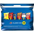 Frito-Lay Classic Mix Variety Pack   18 - 1 oz Bags