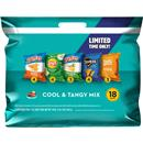 Frito Lay Snacks Cool & Tangy Variety Pack 18 -1 oz Bags