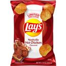 Lay's Potato Chips Nashville Hot Chicken