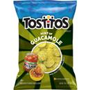 Tostitos Bite Size Touch of Guacamole Tortilla Chips