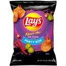 Lay's Flamin' Hot Dill Pickle Potato Chips Party Size