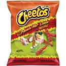 Cheetos Crunchy Flamin' Hot Limon