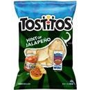Tostitos Hint of Jalapeno Flavored Tortilla Chips
